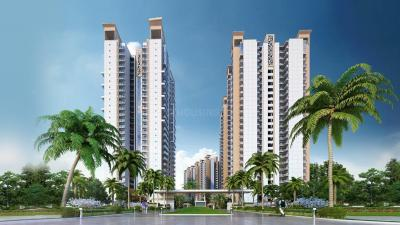 Gallery Cover Image of 1850 Sq.ft 3 BHK Apartment for buy in Gaursons Hi Tech Sports Wood, Sector 79 for 13000000