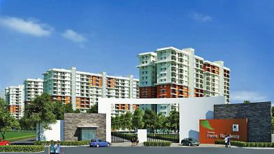 Gallery Cover Image of 1200 Sq.ft 2 BHK Apartment for rent in Prestige Ferns Residency, Harlur for 37000