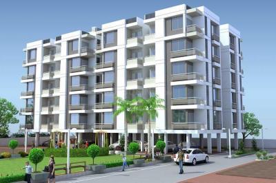 Gallery Cover Image of 900 Sq.ft 2 BHK Apartment for buy in Takshshila Mahadev Green, Amraiwadi for 4000000