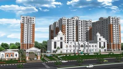 Gallery Cover Image of 1500 Sq.ft 3 BHK Apartment for rent in Golden Opulence, Poonamallee for 25000