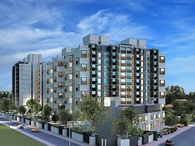 Gallery Cover Image of 1485 Sq.ft 3 BHK Apartment for buy in Nishant Richmond Grand, Makarba for 6500000