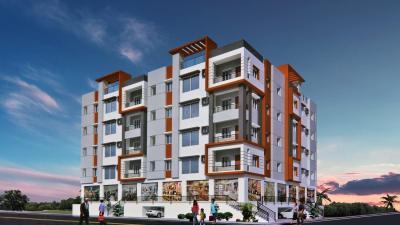 Gallery Cover Image of 640 Sq.ft 1 BHK Apartment for buy in Sri Krishna Lake View by Sri Krishna, Yadiyuru for 3500000