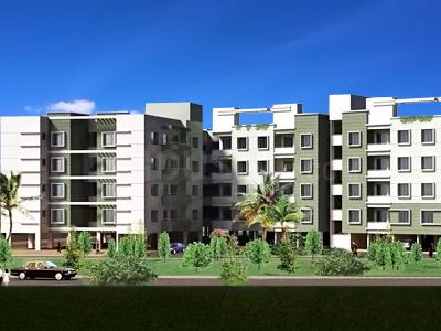 Gallery Cover Image of 1475 Sq.ft 3 BHK Apartment for buy in Featherlite Vaikuntam, Guduvancheri for 8000000