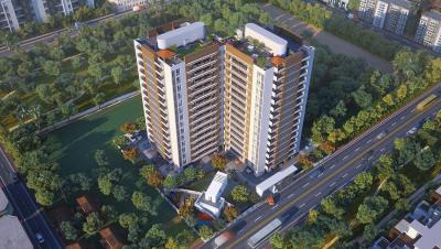 Gallery Cover Image of 1026 Sq.ft 2 BHK Apartment for buy in Unique Legacy, Mundhwa for 6300000