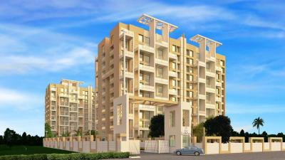 Gallery Cover Image of 1138 Sq.ft 2 BHK Apartment for rent in Lawish, Undri for 13000