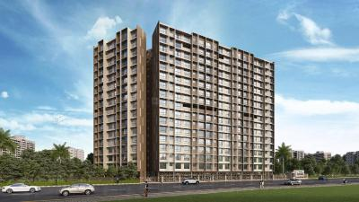 Gallery Cover Image of 780 Sq.ft 1 BHK Apartment for buy in Veena Senterio, Chembur for 11500000