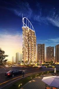 Gallery Cover Image of 2510 Sq.ft 3 BHK Apartment for buy in Dasnac Burj Noida, Sector 75 for 22500000
