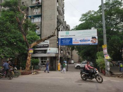 Gallery Cover Image of 2000 Sq.ft 3 BHK Apartment for buy in Shree Ganesh Apartment, Sector 7 Dwarka for 18500000