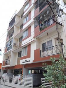 Gallery Cover Image of 1200 Sq.ft 2 BHK Apartment for rent in Navami Vankat Apartment, Kamala Nagar for 18000