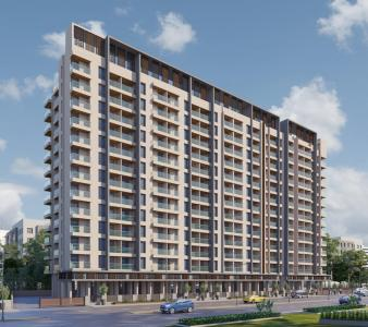 Gallery Cover Image of 1000 Sq.ft 2 BHK Apartment for buy in Tirupati Welworth Bluescapes, Vadgaon Budruk for 8200000