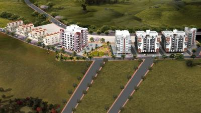 Gallery Cover Image of 1563 Sq.ft 3 BHK Apartment for buy in Morya Gardens, Vaibhav Nagar for 4063800