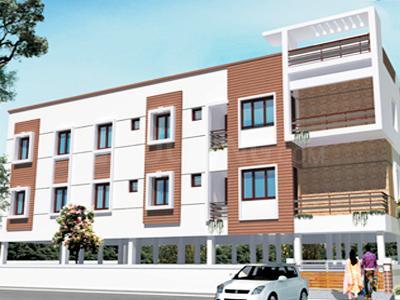 Thiruvanmiyur Project