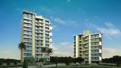 Gallery Cover Image of 600 Sq.ft 1 BHK Apartment for buy in Raj G N Residency, Mira Road East for 6000000