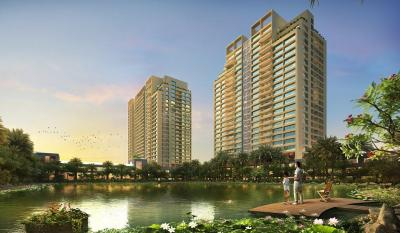 Gallery Cover Image of 513 Sq.ft 1 RK Apartment for rent in Utalika~The Condoville - Luxury Phase III, Mukundapur for 25000