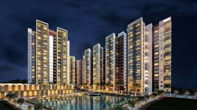 Gallery Cover Image of 1670 Sq.ft 3 BHK Apartment for rent in Dhoot Pratham, Ariadaha for 27000