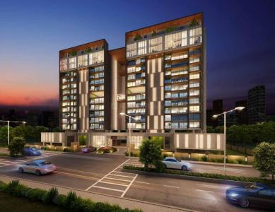 Gallery Cover Image of 1175 Sq.ft 3 BHK Apartment for buy in Radius 64 Greens, Santacruz West for 90000000