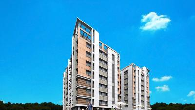 Gallery Cover Image of 1352 Sq.ft 3 BHK Apartment for buy in Merlin Crest, Purba Barisha for 6700000
