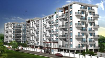 Gallery Cover Image of 750 Sq.ft 1 BHK Apartment for rent in Magarpatta Iris, Magarpatta City for 19000