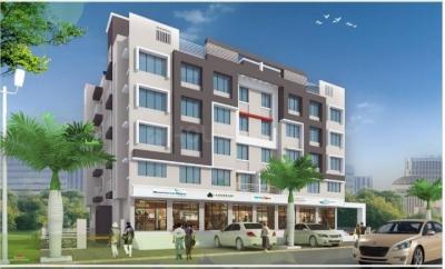 Gallery Cover Image of 650 Sq.ft 1 BHK Apartment for buy in Shree Varadvinayak Radha Krishna Dham, Vasai East for 3250000