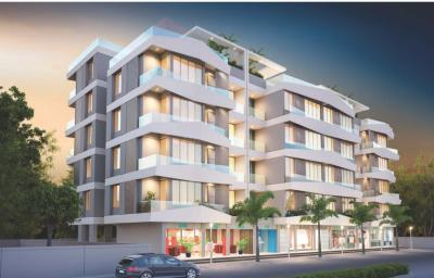 Gallery Cover Image of 2200 Sq.ft 3 BHK Apartment for rent in Aries Ambrosia, Vasna for 48000