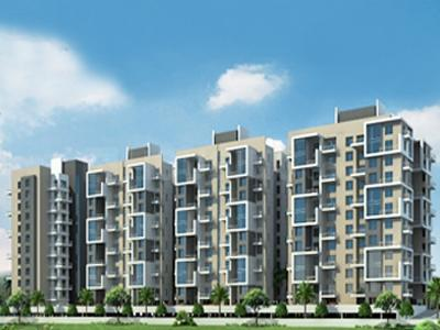 Gallery Cover Image of 1400 Sq.ft 3 BHK Apartment for buy in Orange Royal Orange County, Rahatani for 11500000
