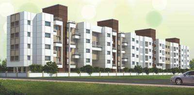 Gallery Cover Image of 650 Sq.ft 1 BHK Apartment for buy in Prathmesh Sai Niranjan, Pimple Nilakh for 4500000