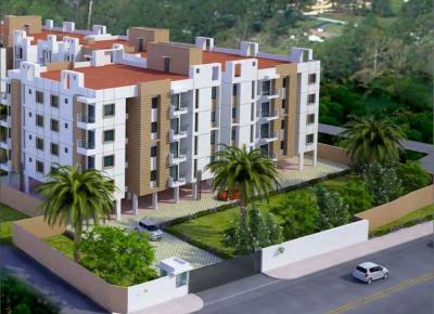 Gallery Cover Image of 600 Sq.ft 1 BHK Apartment for buy in Mantri Navaratna, Chromepet for 3600000