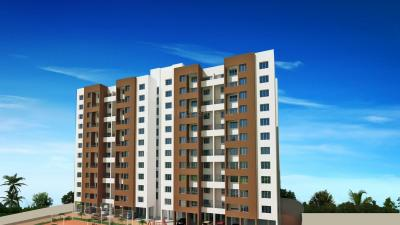 Gallery Cover Image of 960 Sq.ft 2 BHK Apartment for buy in Bandal Sudatta Sankul, Vadgaon Budruk for 7400000