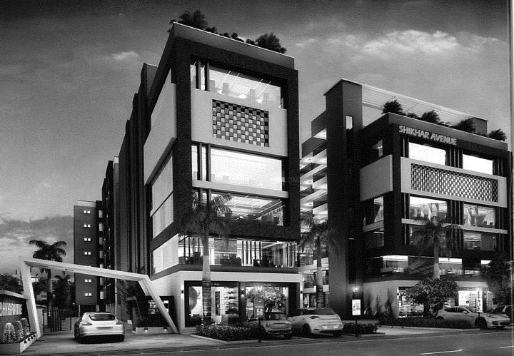 Gallery Cover Pic of Shivam Shikhar Avenue Block E