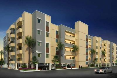Gallery Cover Image of 1301 Sq.ft 3 BHK Villa for buy in Alliance Humming Garden EWS, Kazhipattur for 8800000