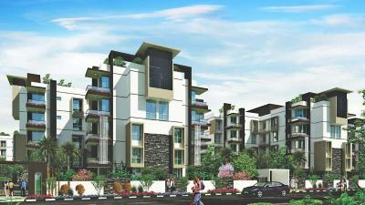 Gallery Cover Image of 1375 Sq.ft 3 BHK Apartment for rent in Mystiq, Basapura for 20000