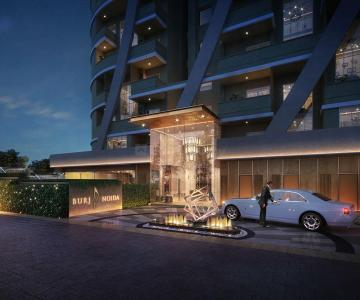 Gallery Cover Pic of Dasnac Burj Noida