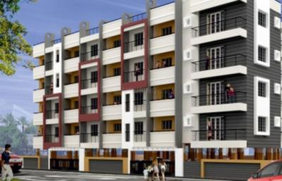 Gallery Cover Image of 1575 Sq.ft 3 BHK Apartment for buy in Aishwarya Arcade, Munnekollal for 8000000