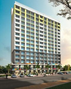 Gallery Cover Image of 645 Sq.ft 1 BHK Apartment for buy in Eldeco Edge, Sector 119 for 3063750