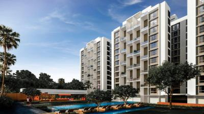 Gallery Cover Image of 2600 Sq.ft 3 BHK Apartment for rent in Nyati Esteban I, Mohammed Wadi for 32000