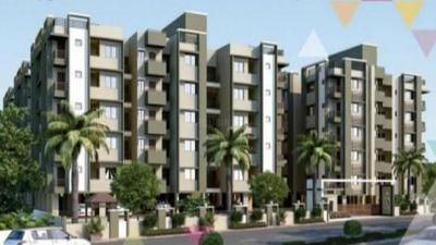 Gallery Cover Image of 1100 Sq.ft 2 BHK Apartment for buy in Ganesh Gold, Chandkheda for 4400000