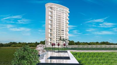 Gallery Cover Image of 2500 Sq.ft 3 BHK Apartment for rent in Nahar Burberry and Bryony, Powai for 115000