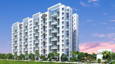 Gallery Cover Image of 690 Sq.ft 1 BHK Apartment for rent in Oasis, Undri for 10000