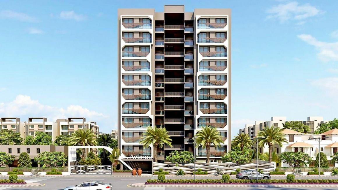 Gallery Cover Pic of Patidar Seventh Avenue