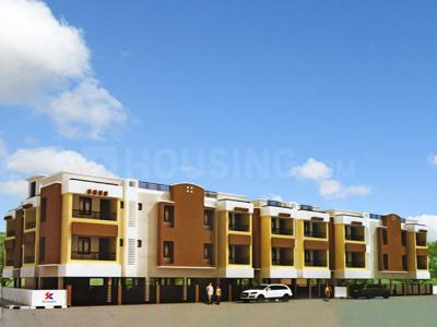 Gallery Cover Image of 950 Sq.ft 2 BHK Apartment for rent in Shri Krisshna Radha Villa, Chromepet for 12000