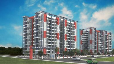 Gallery Cover Image of 648 Sq.ft 1 BHK Apartment for rent in Tulip Swapnalok, Moshi for 9600