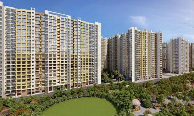 Gallery Cover Image of 625 Sq.ft 1 BHK Independent Floor for buy in Runwal Garden Phase 3, Dombivli East for 3900000