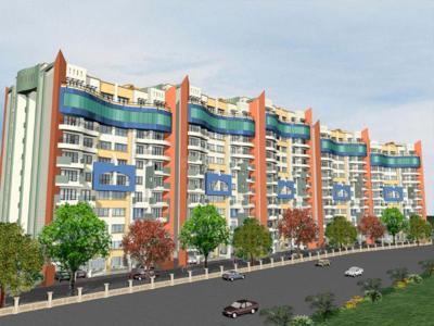 Gallery Cover Image of 1299 Sq.ft 2 BHK Apartment for buy in Niho Jasmine Scottish Garden, Ahinsa Khand for 4800000
