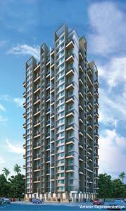 Gallery Cover Image of 671 Sq.ft 1 BHK Apartment for buy in Balaji Krishna, Thakurli for 4000000
