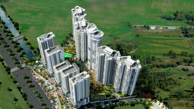 Gallery Cover Image of 650 Sq.ft 1 RK Apartment for rent in Aadi Best Consortium Cloud 9 Towers Vaishali, Vaishali for 14000