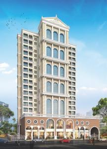 Gallery Cover Image of 1800 Sq.ft 3 BHK Apartment for buy in Varsha Balaji Shrushti, Nerul for 28500000