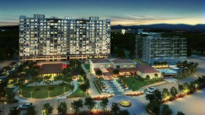 Gallery Cover Image of 2100 Sq.ft 4 BHK Apartment for buy in Kolte Patil 24K Glamore, Undri for 14100000