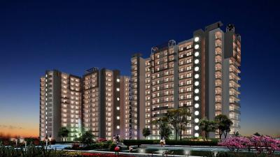 Gallery Cover Image of 985 Sq.ft 2 BHK Apartment for rent in Ascent Savy Ville de, Raj Nagar Extension for 7000