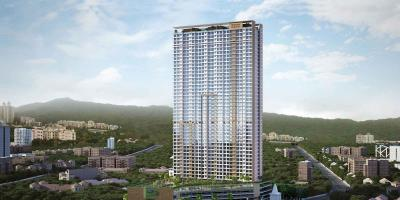 Gallery Cover Image of 1470 Sq.ft 3 BHK Apartment for rent in Transcon Tirumala Habitats, Mulund West for 51000