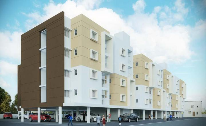 Gallery Cover Pic of Shriram Shreshta Apartments